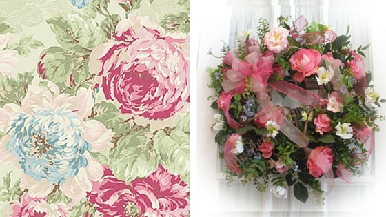 Wreath Making - How to Choose Colors
