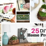 25 DIY Home Projects for Spring