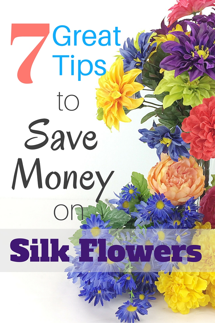 7 Great Tips To Save Money On Silk Flowers Southern Charm Wreaths