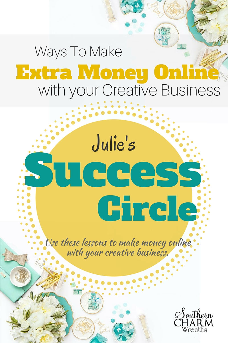 How to Make Extra Money Online with Craft Business