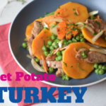 Sweet Potato and Turkey Dinner Recipe