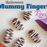 Halloween Mummy Fingers Cookie Recipe by www.southerncharmwreaths.com/blog