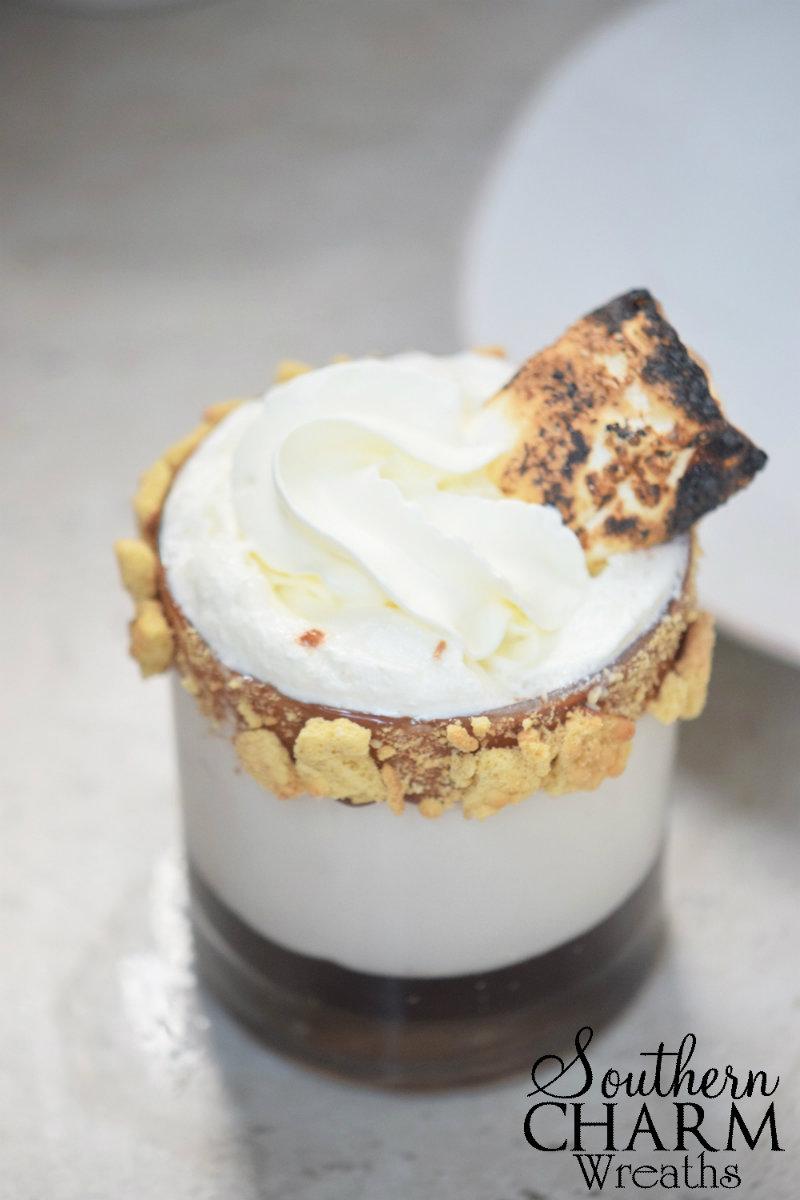 Roasted Marshmallow Shake