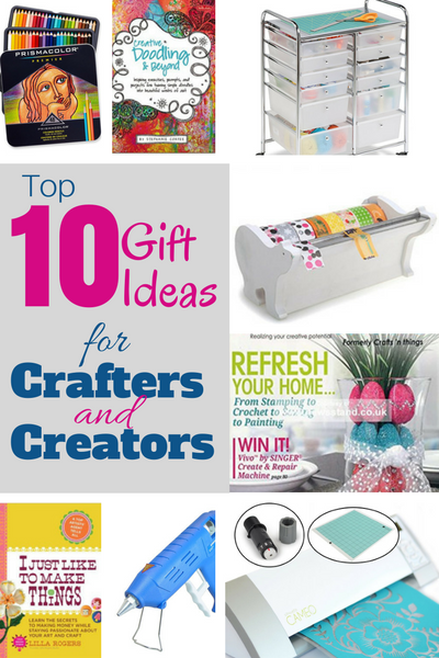 Top 10 Gift Ideas for Crafters and Creators by Southern Charm Wreaths