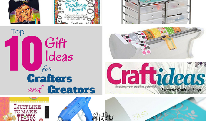 Top 10 Gift Ideas for Crafters and Creators