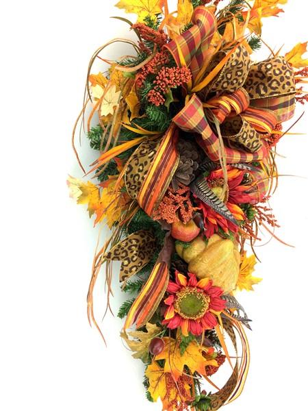 silk-flower-fall-teardrop-swag-3-450-x-600