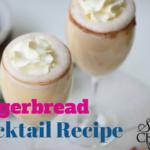 Gingerbread Mocktail Recipe