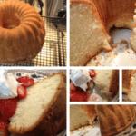 Southern Buttery Pound Cake Recipe
