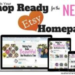 The New Etsy Shop Homepage – Are You Ready?
