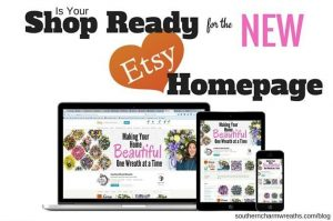 Is Your Shop Ready for the New Improved Etsy Homepage?