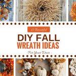 15 Beautiful DIY Fall Wreath Ideas