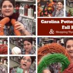 Carolina Pottery Fall Haul 2016 & Shopping Tips For Wreaths