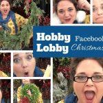 Hobby Lobby Christmas Haul