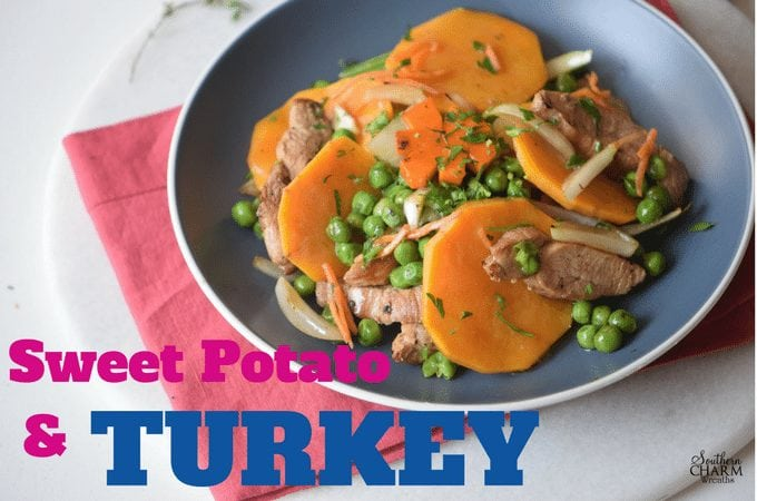Sweet Potato and Turkey Dinner Recipe
