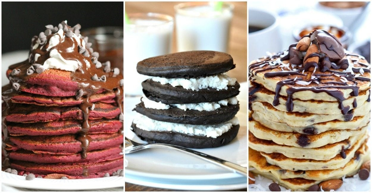 23 Delicious Pancakes You Can Eat for Dessert