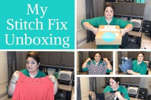 My Stitch Fix Unboxing May 2017 Plus Sizes
