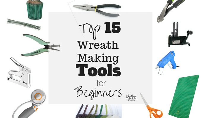 Top 15 Wreath Making Tools Needed for Beginners