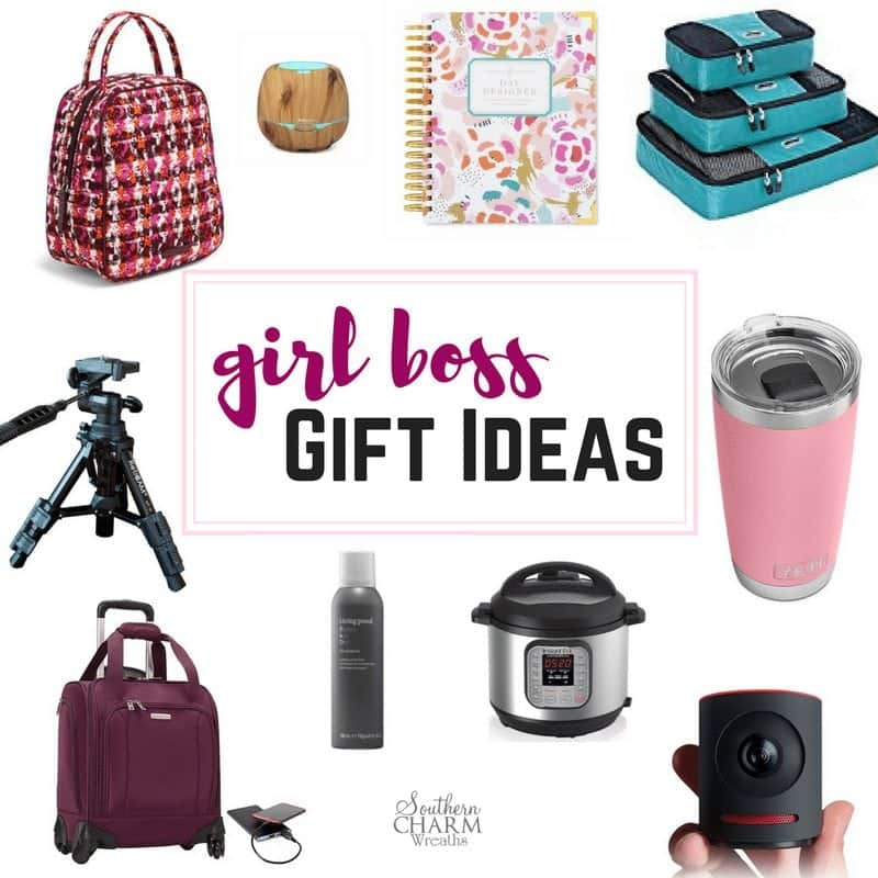 Top 24 Must Have Girl Boss Gift Ideas by Southern Charm Wreaths