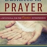 Cover your business in Prayer by Jennifer Allwood.