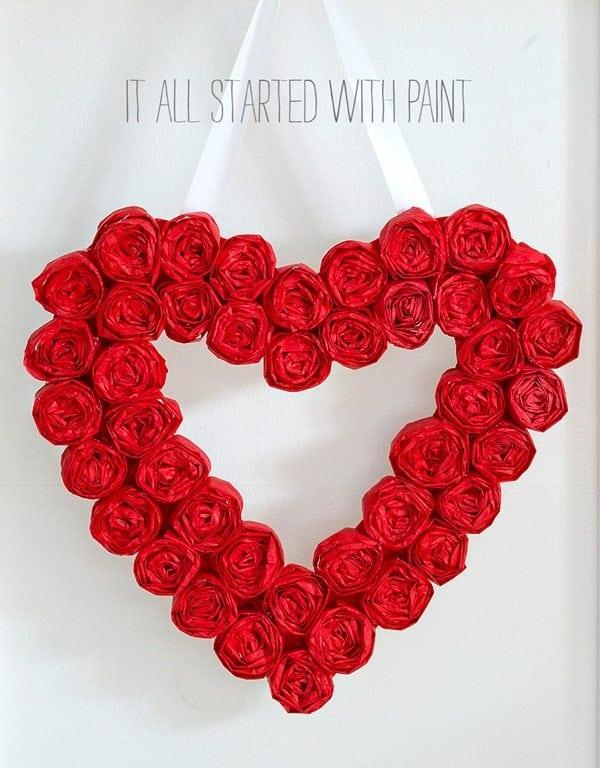 14 Valentine S Day Diy Wreath Ideas Southern Charm Wreaths