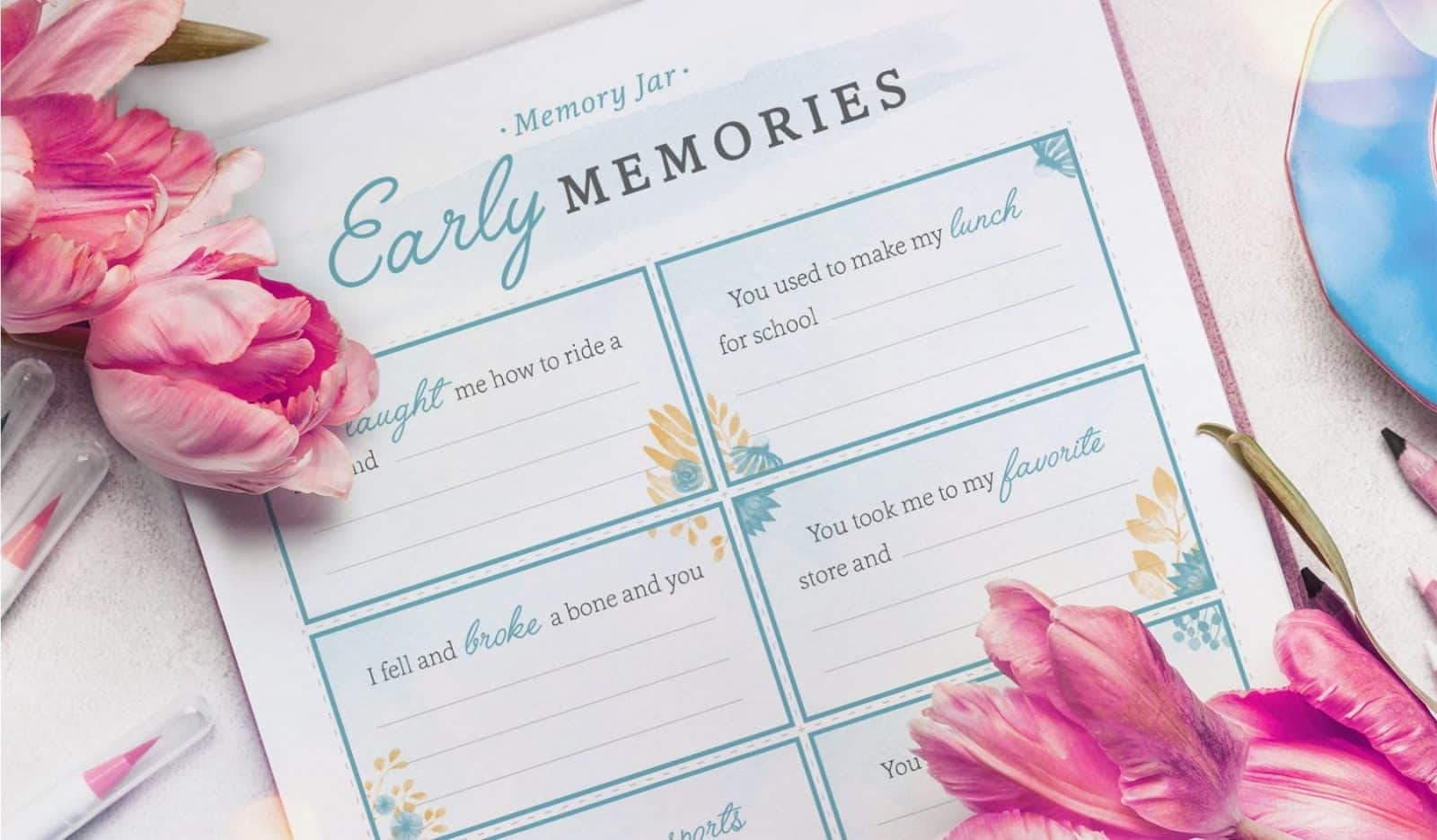 20 Memorable DIY Mother's Day Ideas
