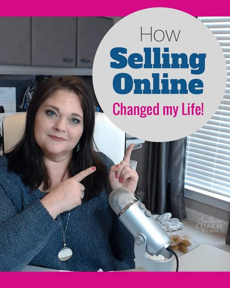How Selling online has Changed My Life | Creative Business Success by Julie Siomacco