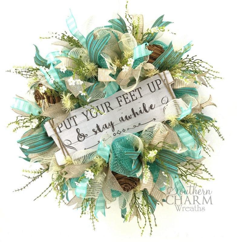 Bundle Pack 5 Summer Wreath Making Tutorials Southern Charm