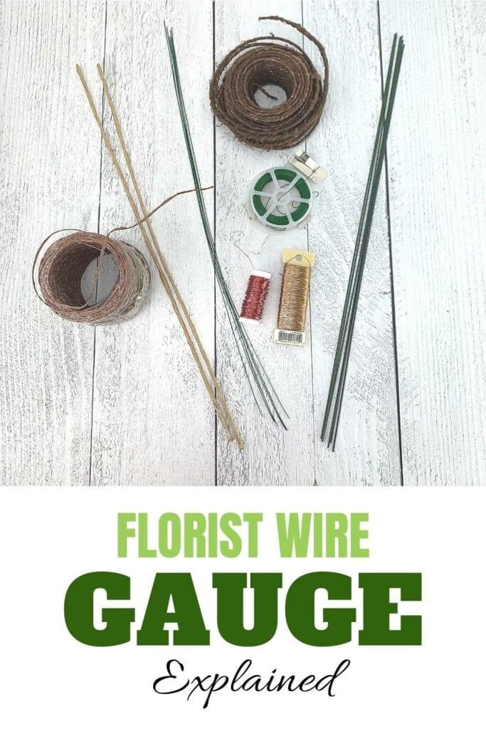 Florsit Wire Gauge explained