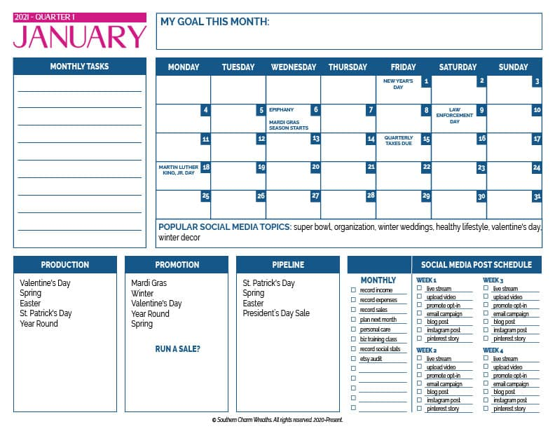 SCW_MonthlyPlanner_January