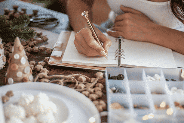 handmade business production planner